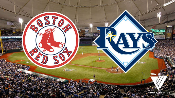 Monday Night Baseball - Boston Redsox at Tampa Bay Rays