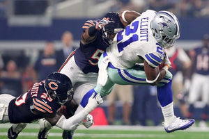 NFL Thursday Night Football - Bears vs. Cowboys - GreenZone Alert