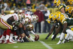 NFL Football betting prediction against the spread for Green Bay Packers at San Francisco 49ers on Thursday Night Football