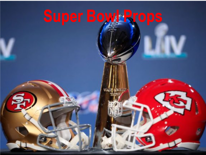 Super Bowl LIV Prop Bets