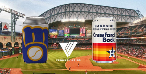 ProMathletics - Brewers at Astros Wednesday Night Baseball