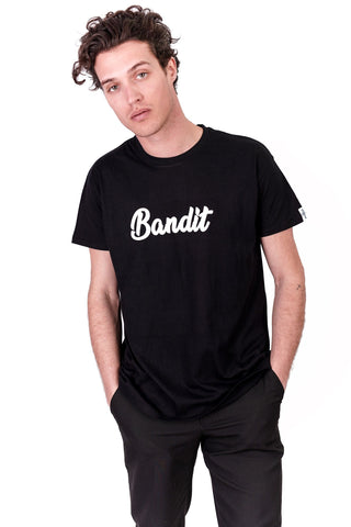 T-SHIRT VELOURS BANDIT made in France Edgard Paris