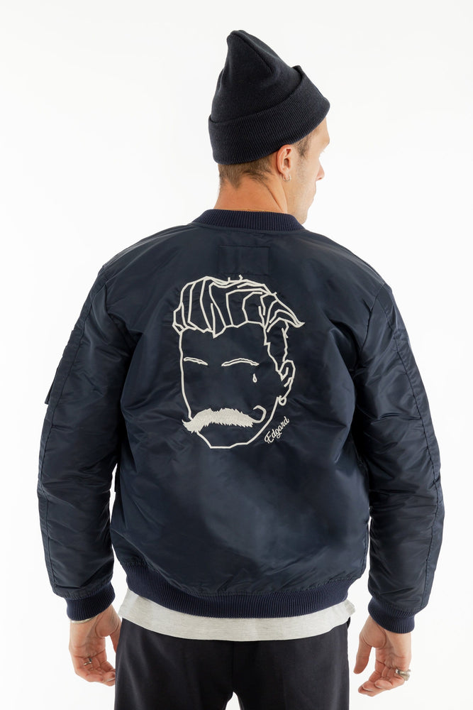 BOMBER BRODERIE LE VOYOU