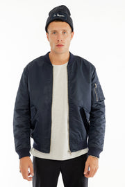 BOMBER BRODERIE LE VOYOU made in France vetement Edgard Paris
