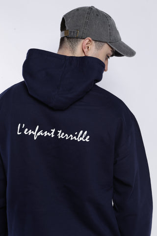 HOODIE RÉFLÉCHISSANT L'ENFANT TERRIBLE made in France Edgard Paris