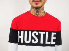 PULL HUSTLE made in France Edgard Paris