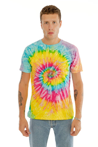 T-SHIRT TIE AND DYE II made in France Edgard Paris