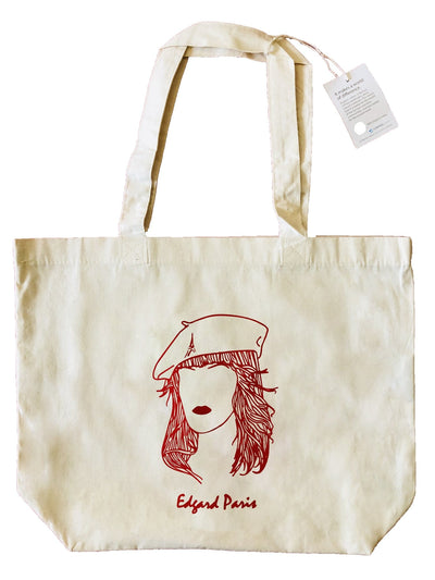 TOTEBAG LA PARISIENNE made in France Edgard Paris