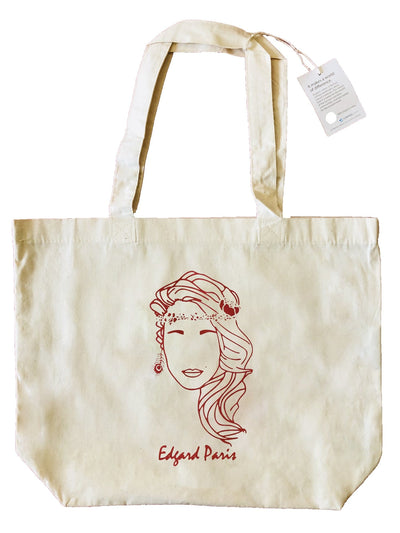 TOTEBAG LA BOHÈME made in France Edgard Paris