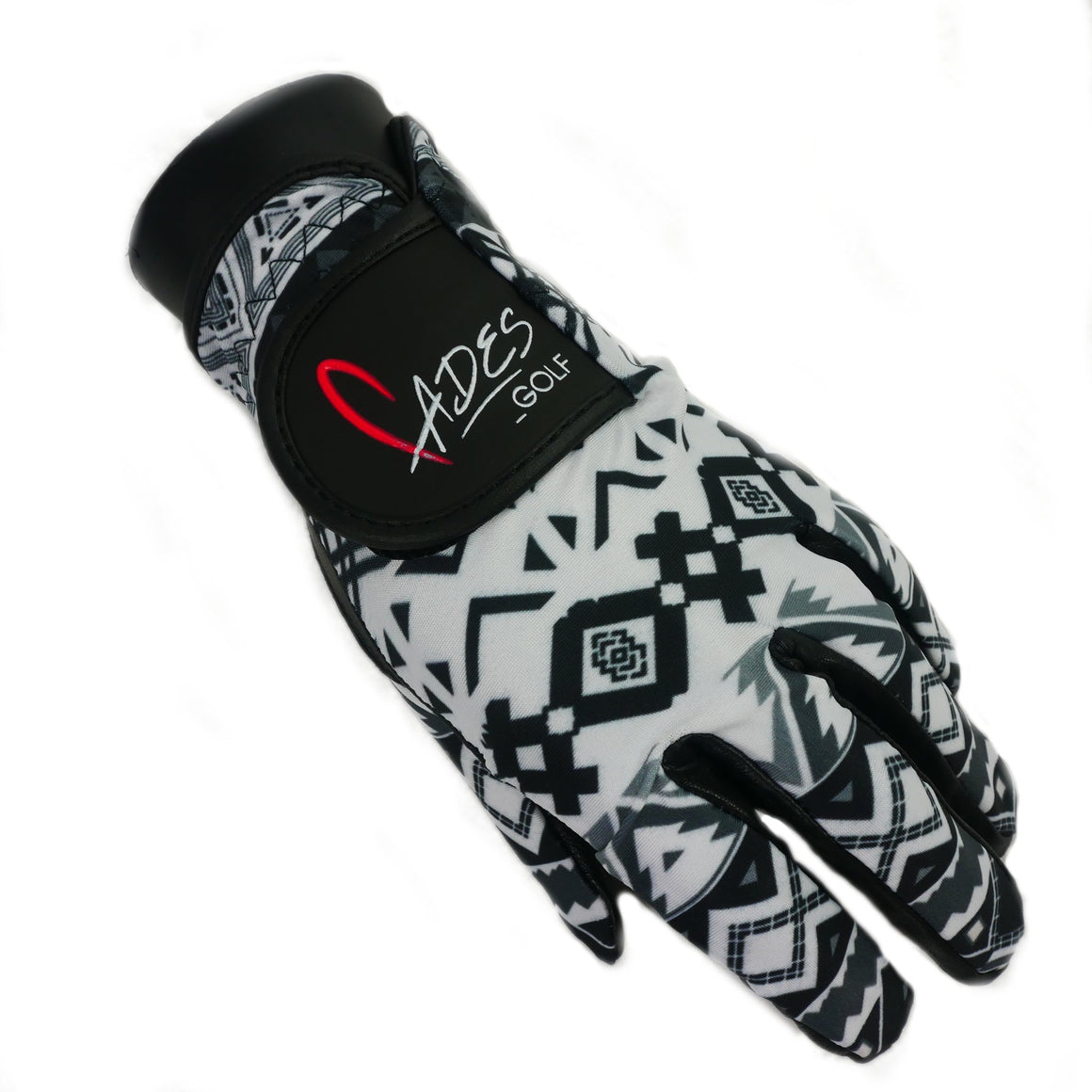 Aztec Pattern Golf Glove