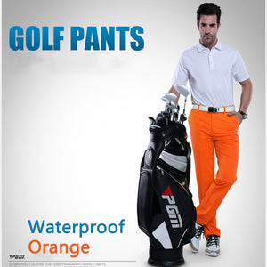 PGM Men's Quick Dry Golf Trousers