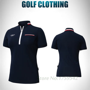 PGM Women's Breathable Golf Shirt