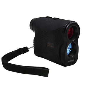 Jig5-600 Telescopic Digital Monocular Laser Distance Golf Range Finder