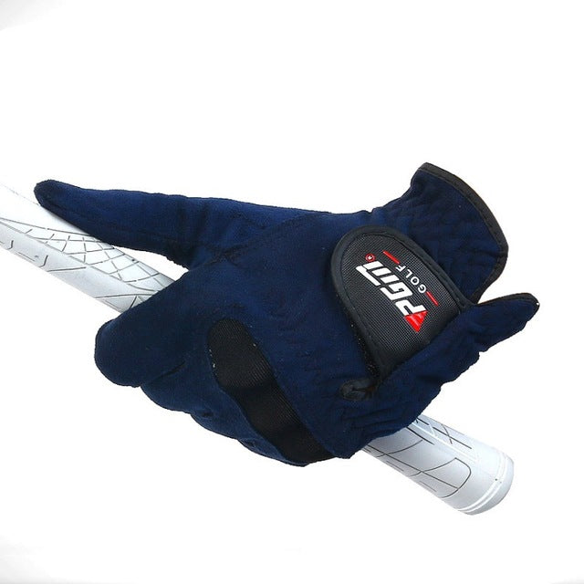 PGM Men's Right/Left Hand Sweat Absorbent Microfiber Golf Gloves