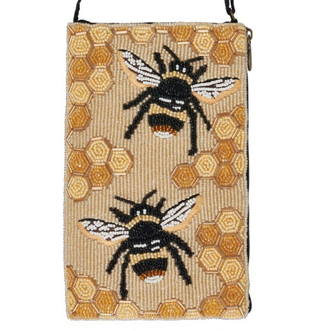 Club Bag in Bees