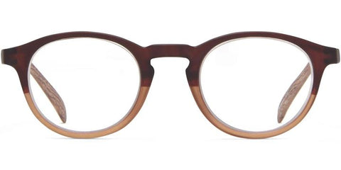 1.25 Brown and Tan Wood Temple Readers