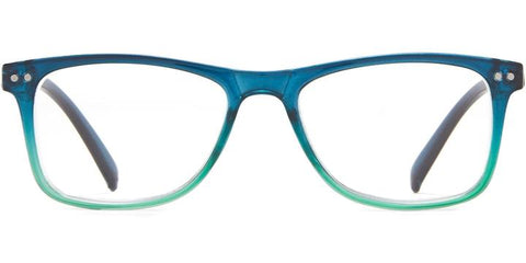 1.50 Teal and Blue Rectangle  Readers