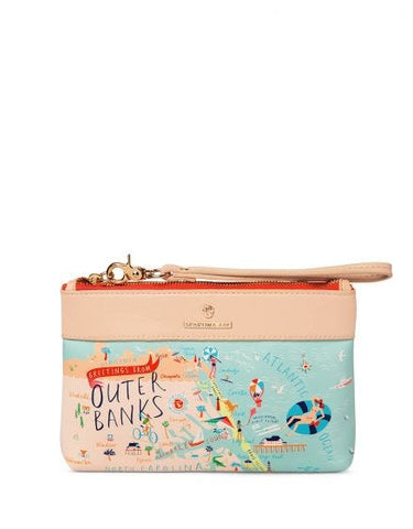 Outer Banks Wristlet