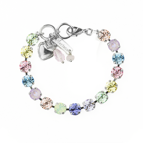 Mariana Small Bracelet Travelara on Rhodium