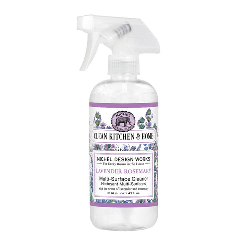 Lavender Rosemary Multi Surface Cleaner