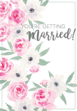 You're Getting Married Foil Card