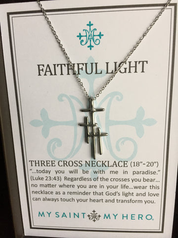 Faithful Light Necklace