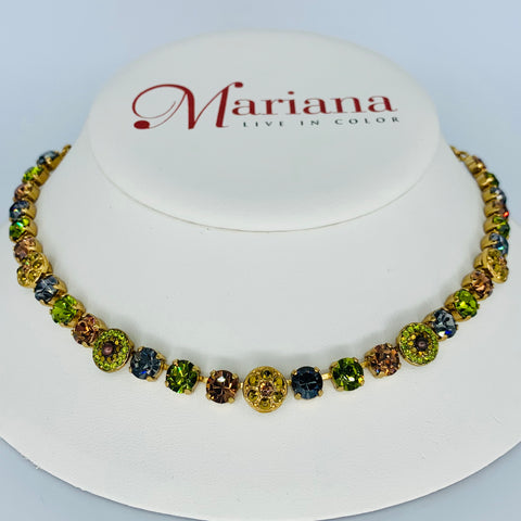 Mariana Necklace Harmonia on European Gold