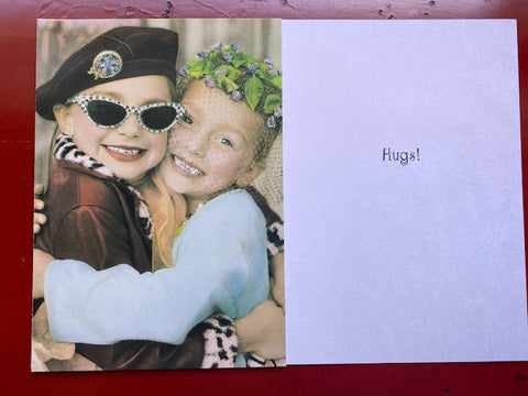 Hugs Friendship  Card