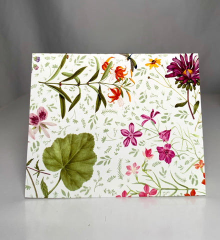 Add A Card - English Garden Enclosure Card