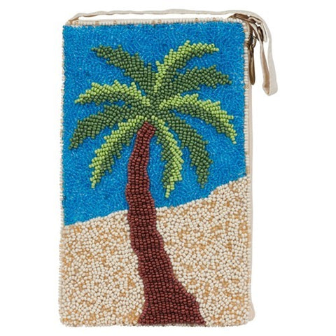 Club Bag in Palm Tree
