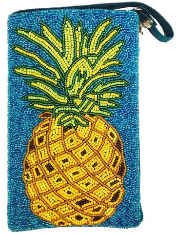 Club Bag in Pineapple