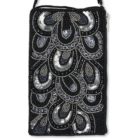 Club Bag in Sequin Shimmer