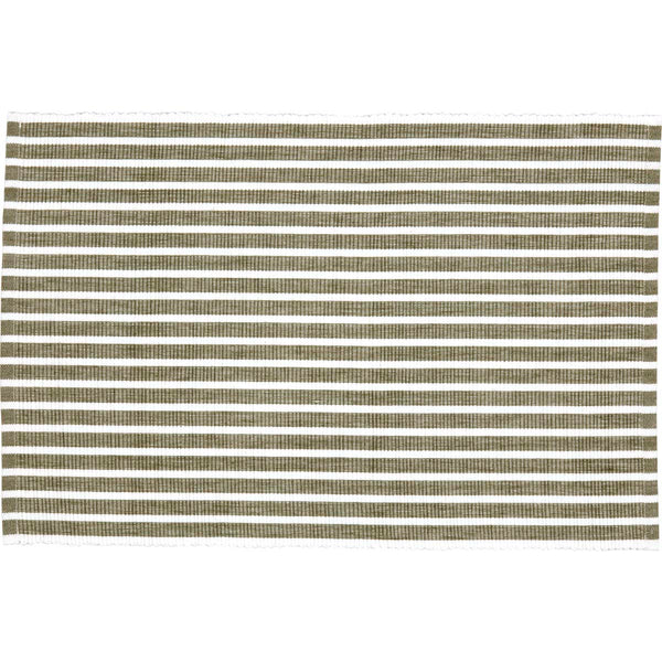 Harmony Ribbed Placemat Set