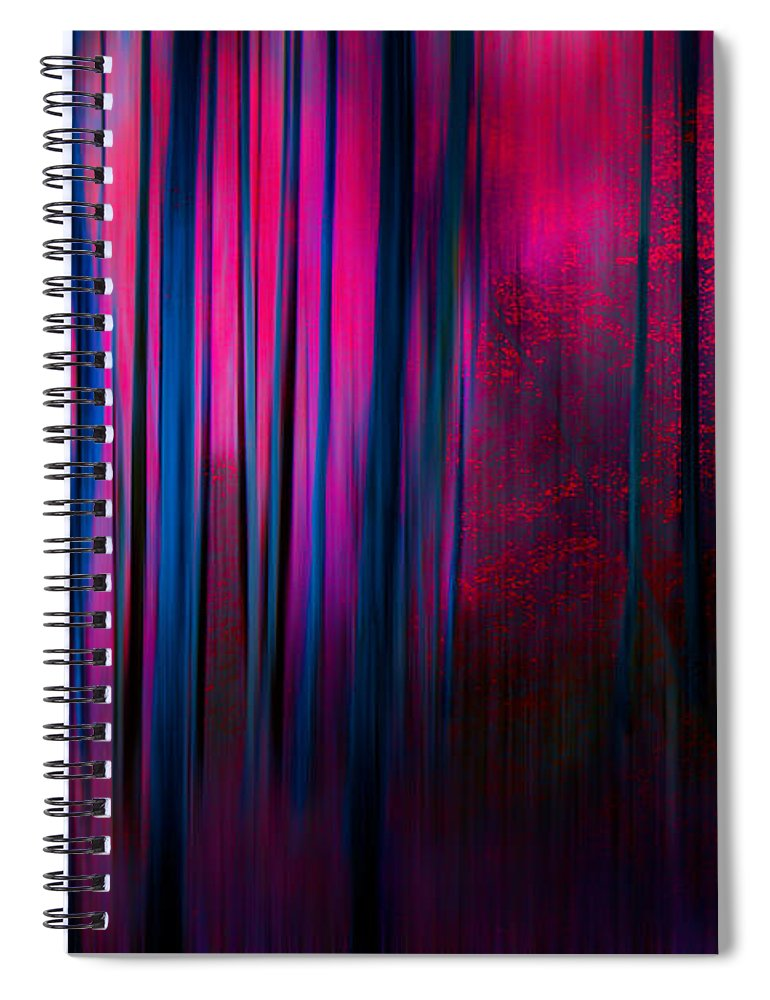 Can't See The Forest For The Trees... - Spiral Notebook