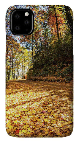 Fall In Cataloochee - Phone Case