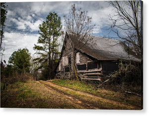 The Old Barn - Acrylic Print