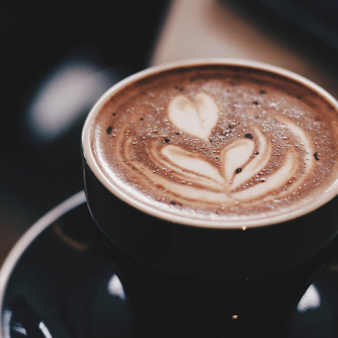cappuccino made from fair trade coffee