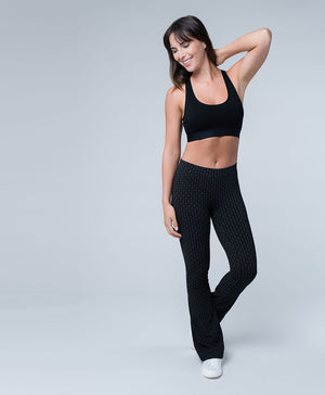 Stretch-fit Flare Pant