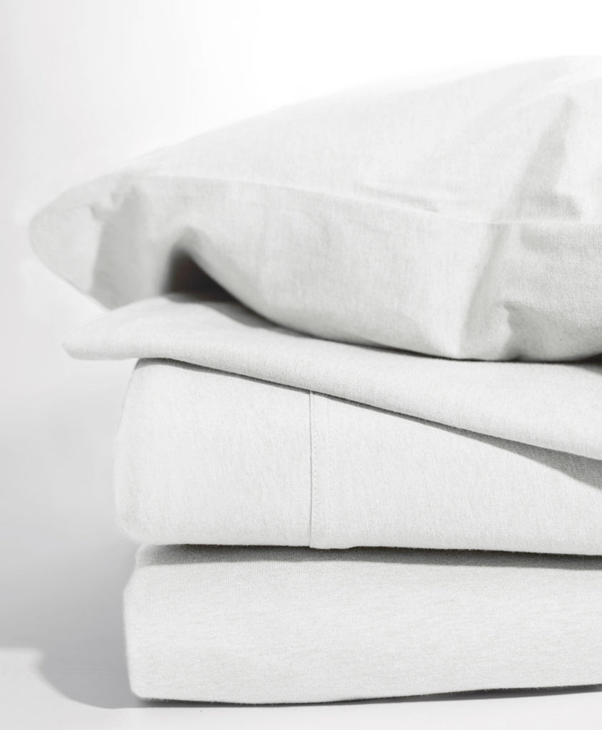 White Favorite-Tee Sheet Set