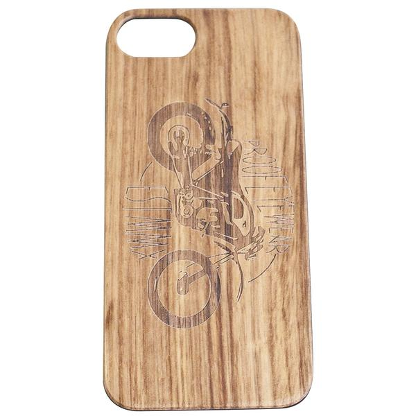 iPhone 7 Wood Case