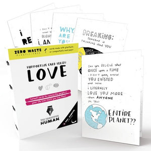 Love Series-Seed Card Set
