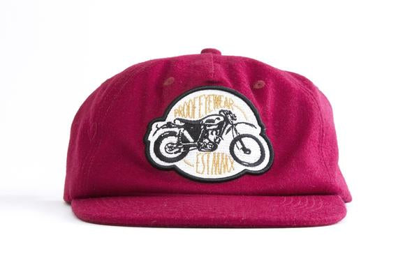 Enduro Adventure Patch Strapback