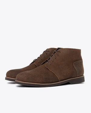 Chavito Chukka Boot Waxed Brown