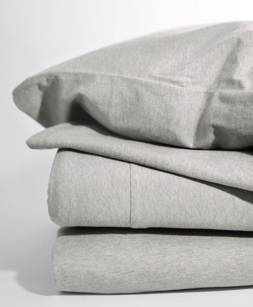 Heather Grey Favorite-Tee Sheet Set