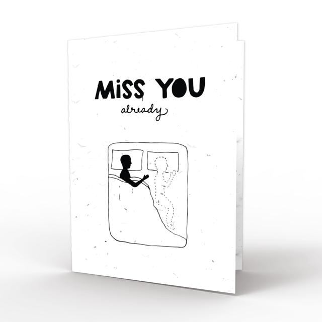 Long Distance Relationship Series-Seed Card Set