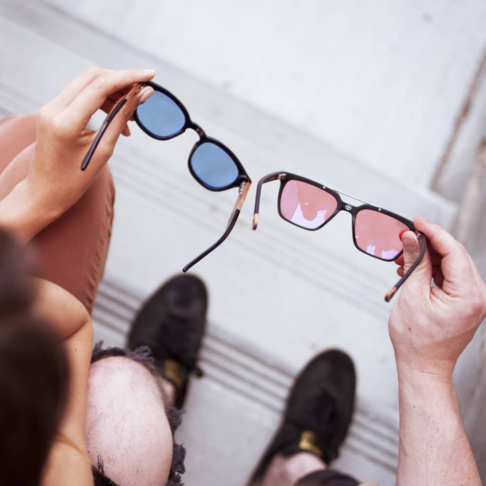 The Haze // 45th Parallel Eco Sunglasses