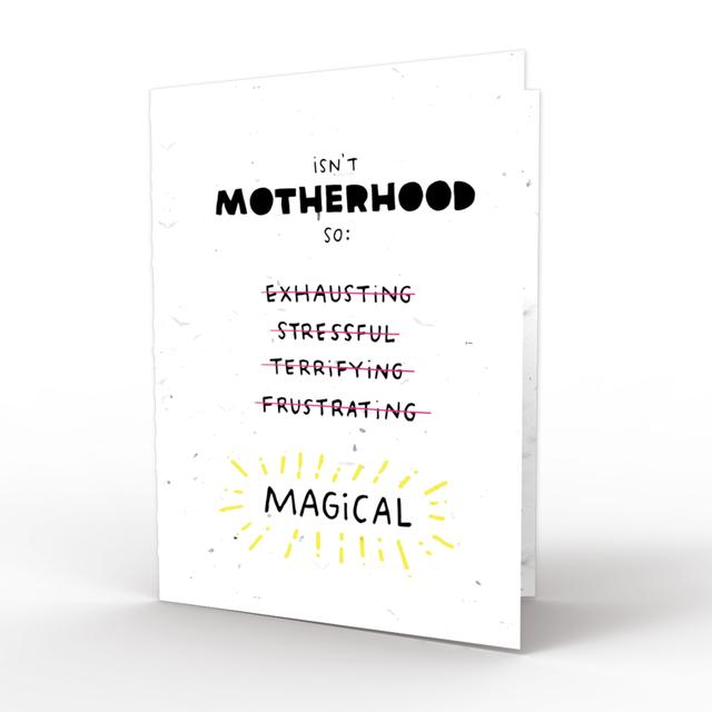 New Mom Support Series-Seed Card Set