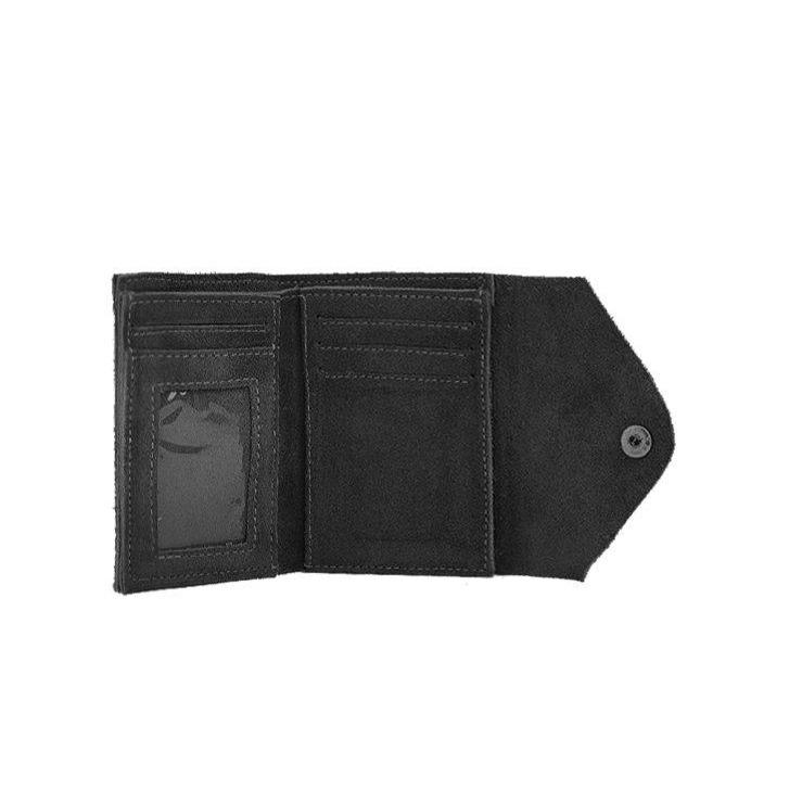 Small Envelope Wallet – Black