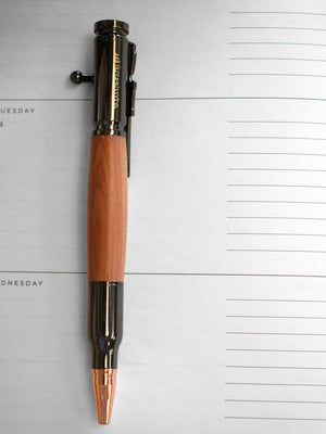 Bolt Action Pen - Autumn Woods Co.