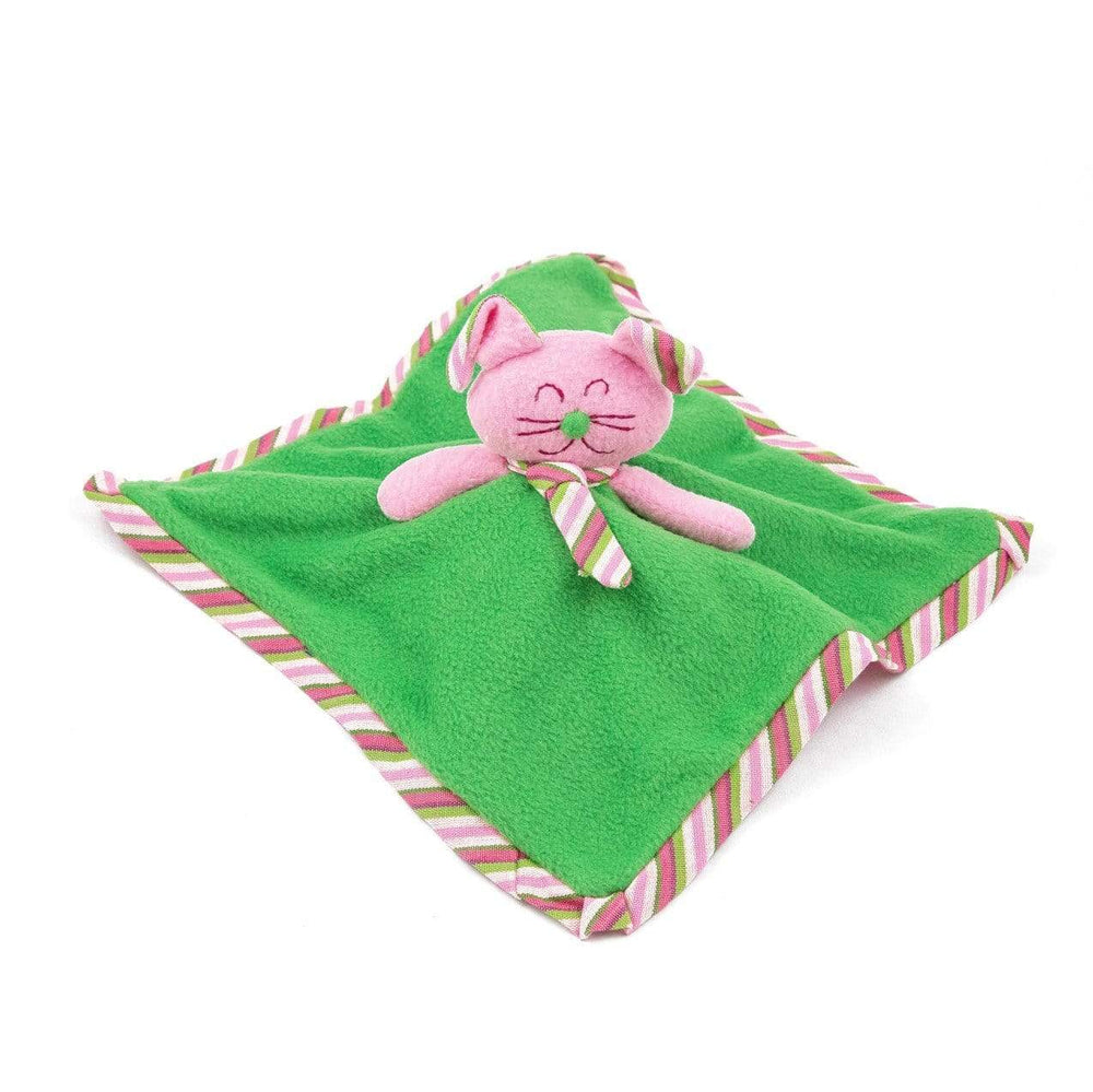 Fair Trade Bunny Snuggle Blanket - Pink ?id=14022002737205